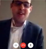 Tarek Shain, author of Rise,  spoke with my class via facetime in May 2015.